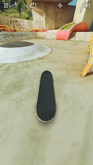 真实滑板(True Skate)v1.2.5 for iPhone/iPad版截图 (3)